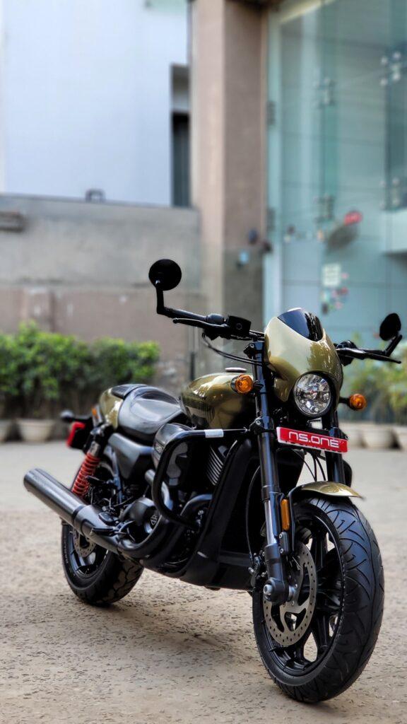 Harley Davidson Street Rod XG750A ABS