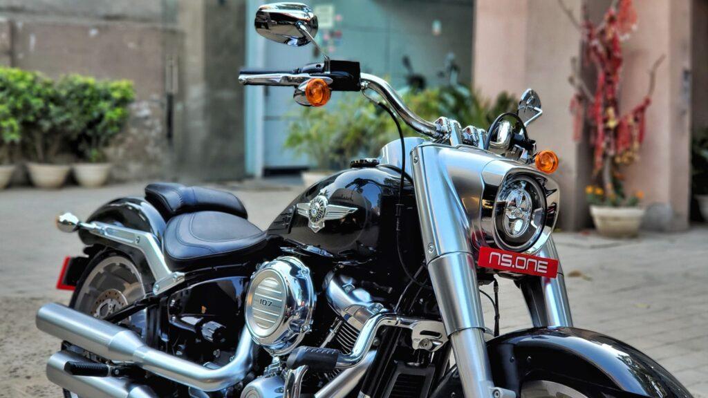 Harley Davidson Fatboy 107 Ci