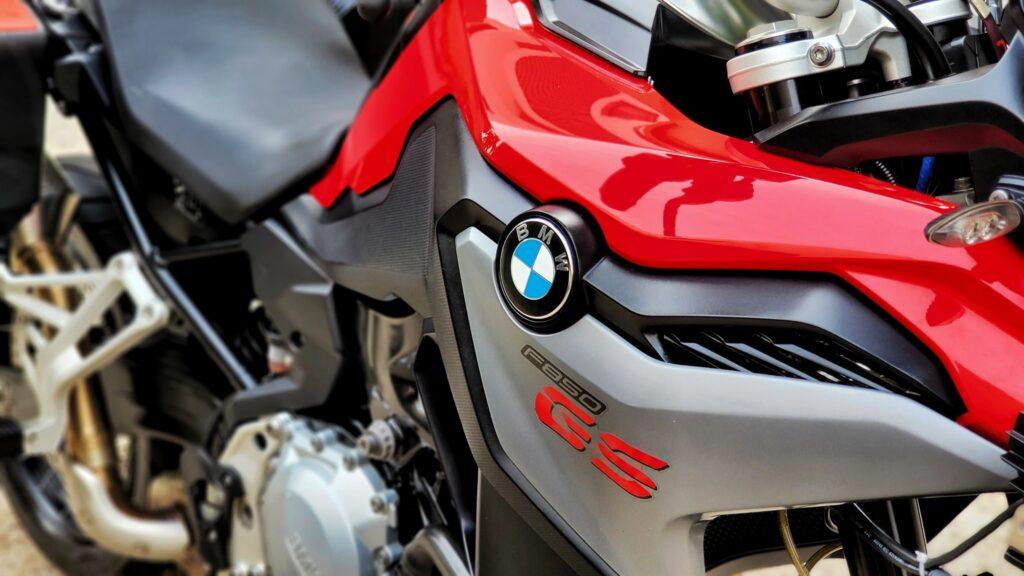 BMW F 850 GS PRO LOW TFT
