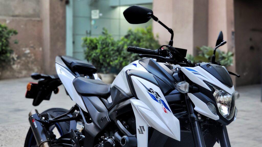 Suzuki GSX-S750 ABS