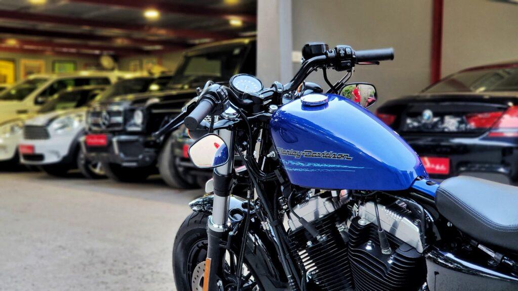 Harley Davidson Forty Eight XL 1200 X