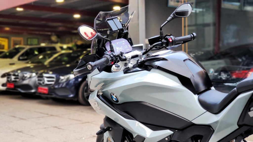 BMW S 1000 XR Pro