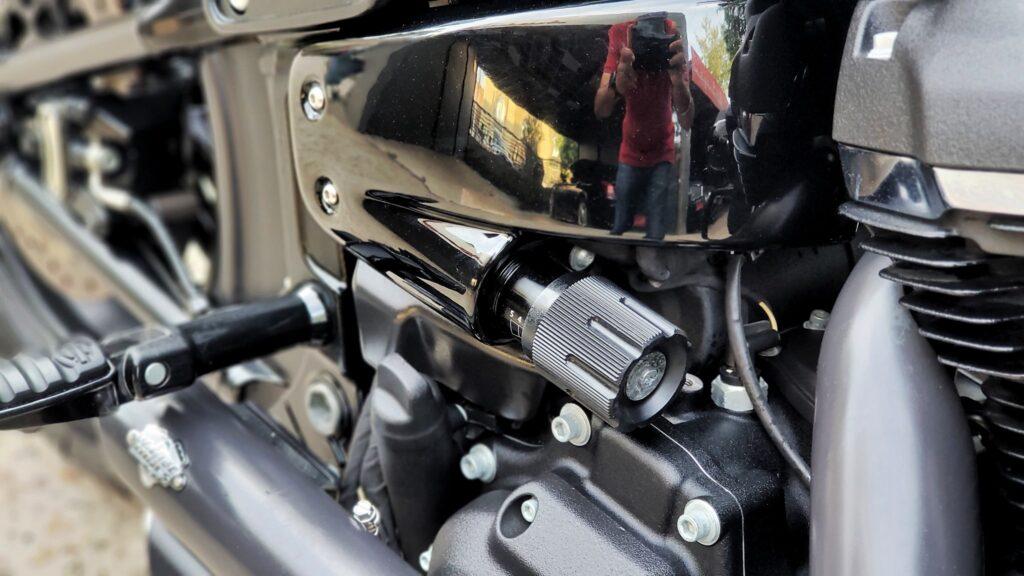 Harley Davidson Fatbob 107 ci