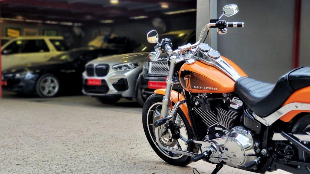 Harley Davidson Softail Low Rider 107 ci