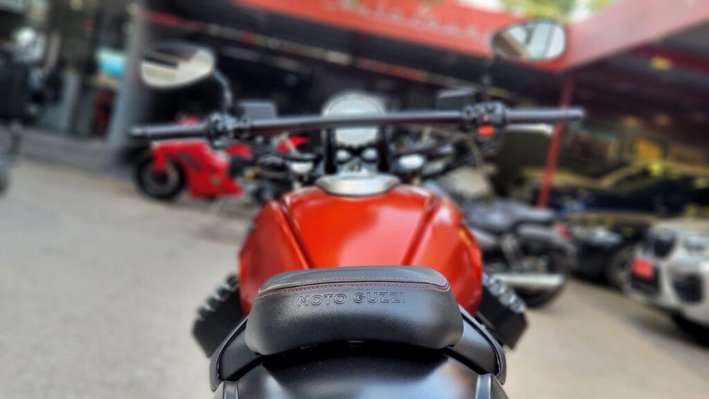 Moto Guzzi Audace 1400