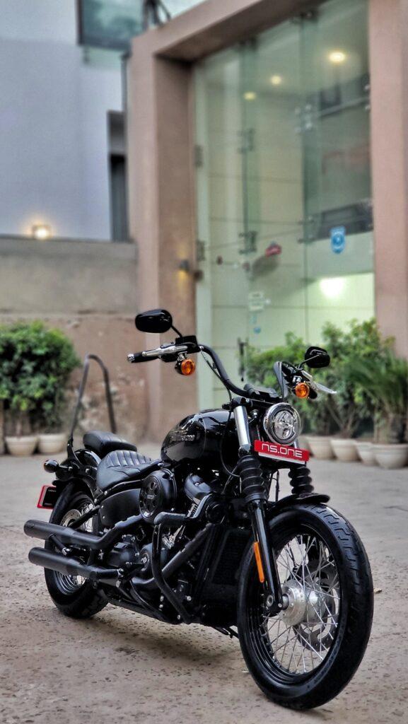 Harley Davidson Street Bob 107 ci