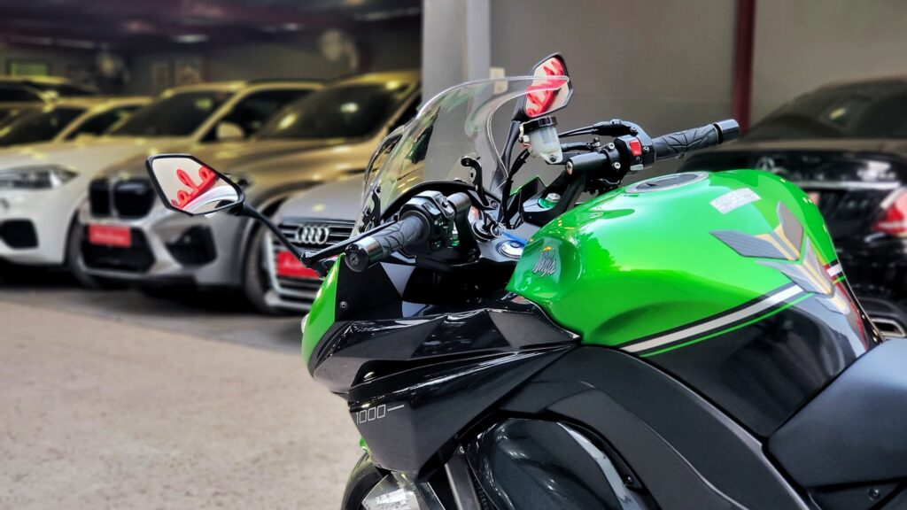 Kawasaki Ninja 1000 ABS