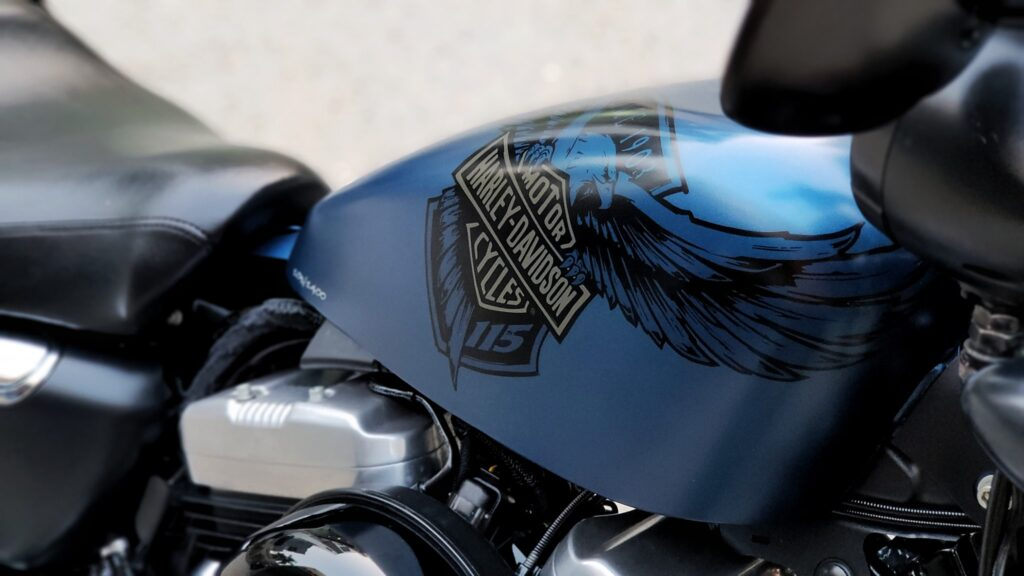 Harley Davidson Forty Eight XL 1200 X ABS