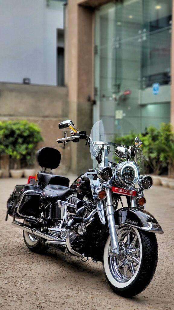 Harley Davidson Softail Heritage