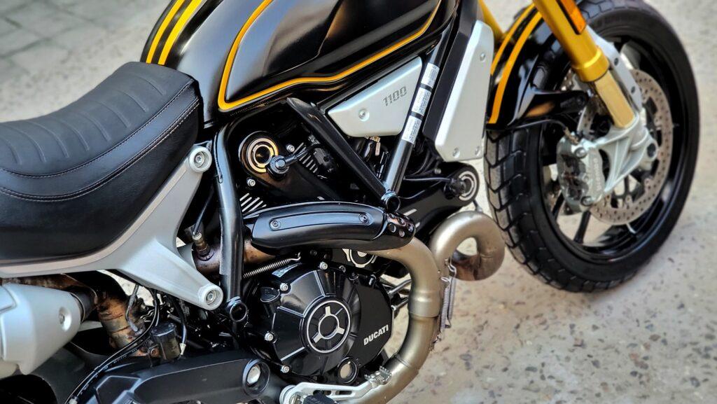 Ducati Scrambler 1100 Sport Pro